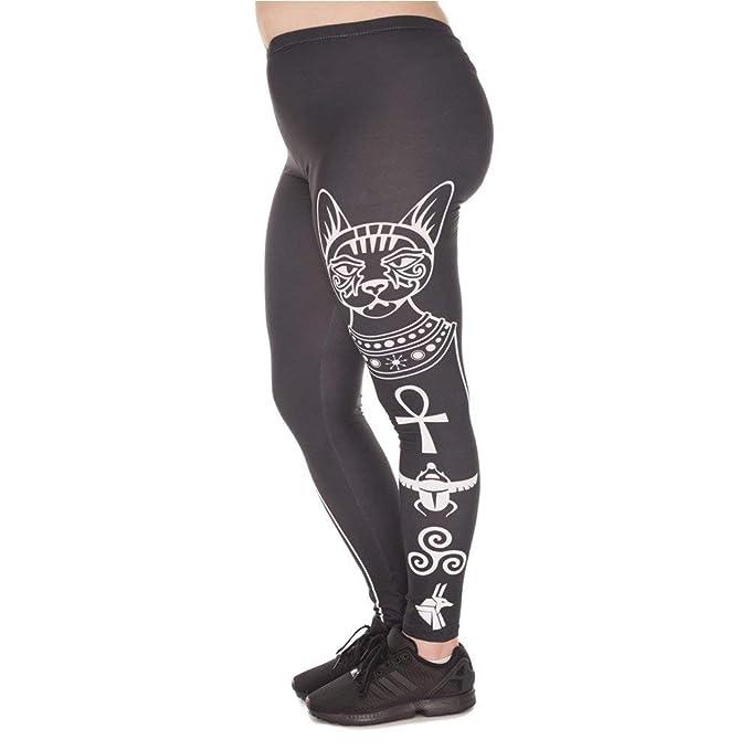 Yasminey Pantalones De Yoga Hot Chic Leggings S Ropa De Gran ...