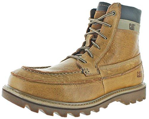 Caterpillar Men's Jist Boot, Cashew, 8 M (Bed Cashew)