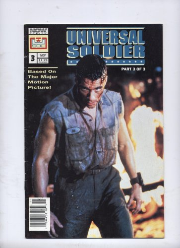 Universal Soldier #3 (Vol 1, No 3 of 3, November 1992)