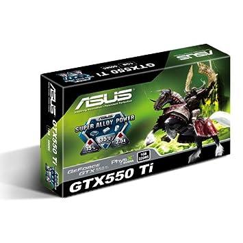 Amazon.com: ASUS engtx550 Ti/DI/1GD5 GeForce GTX 550 Ti PCI ...