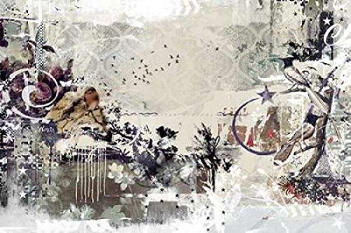 Posterazzi Tweeting birds Poster Print by Teis Albers (24 x 36)