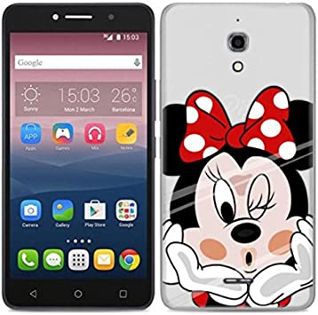 PREVOA Funda para Alcatel Pixi 4 3G Version 6,0 Pulgada: Amazon.es ...