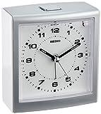 Seiko QHE129WLH Bedside Alarm Japanese Quartz Alarm Clock