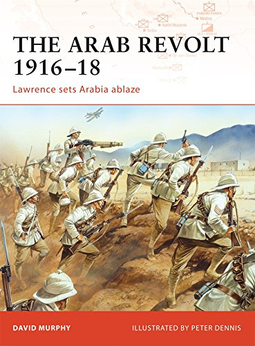 The Arab Revolt 1916–18: Lawrence sets Arabia ablaze