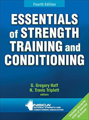 Essentials of Strength Training and Conditioning (Physiology Of Sport And Exercise 5th Edition Ebook)