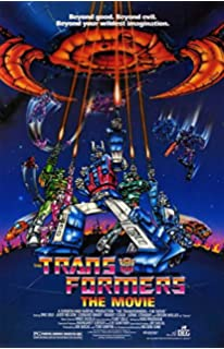 Transformers: The Movie POSTER Movie (11 x 17 Inches - 28cm x 44cm)