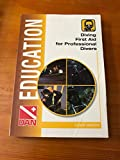 img - for Diving First Aid for Professional Divers STUDENT HANDBOOK (Second Edition) DAN EDUCATION book / textbook / text book