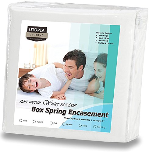 Encasement Resistant Protection Utopia Bedding