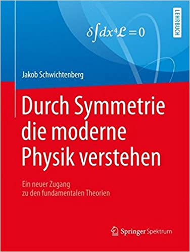 Book Durch Symmetrie die moderne Physik verstehen: Ein neuer Zugang zu den fundamentalen Theorien