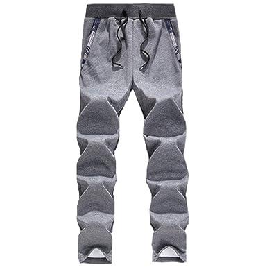 Sidiou Group Pantalones Deportivos para Hombre Pantalones de ...
