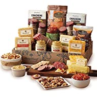 Harry & David Ultimate Meat and Cheese Gift Box