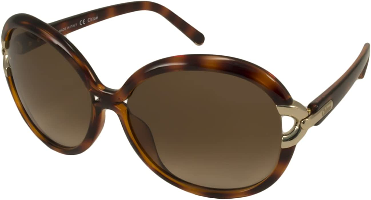 Sunglasses CHLOE CE 636 S 219 TORTOISE at Amazon Womens ...