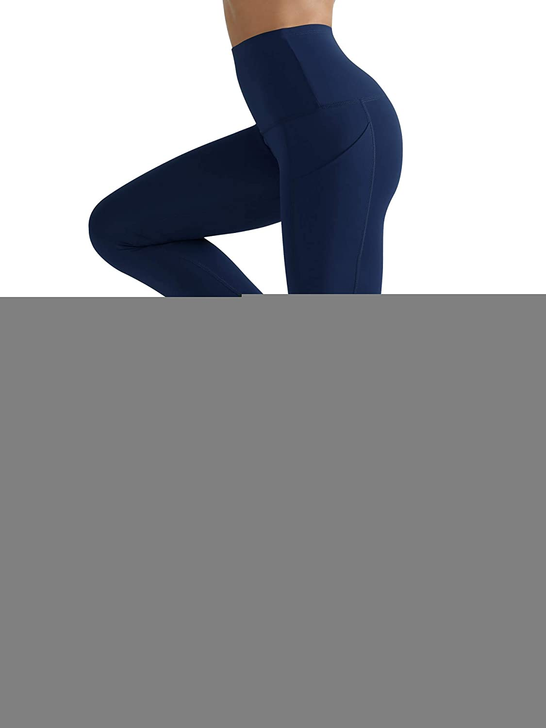 Workout Pants with Pockets for Womens Cadmus High Waist Yoga legggings,Tummy Control