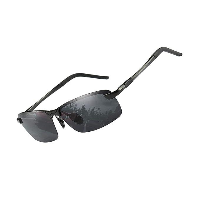 Amazon.com: MOORAY - Gafas de sol polarizadas para hombre ...