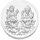 Mangal Murti Handicraft Silver plated Coin