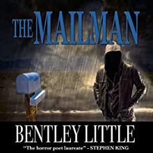 The Mailman Audiobook by Bentley Little Narrated by David Stifel