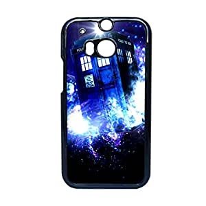 Generic Kawaii Phone Case For Kids Print With Tardis For Htc One M8 Choose Design 8