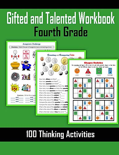 Gifted and Talented Workbook - Fourth Grade
