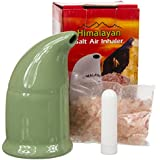 Casa Vita Himalayan Salt Inhaler with Travel Inhaler