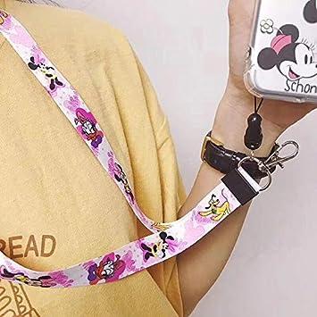 tarjetas de identificaci/ón dise/ño de drag/ón correas para el cuello m/óvil Yhrhredfjh Anime Cord/ón para colgar llaves USB llavero gimnasio