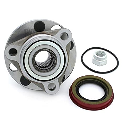 WJB WA513017K Front Wheel Hub Bearing Assembly Bearing Kit Cross Reference Timken 513017K Moog 513017 K SKF BR930028K