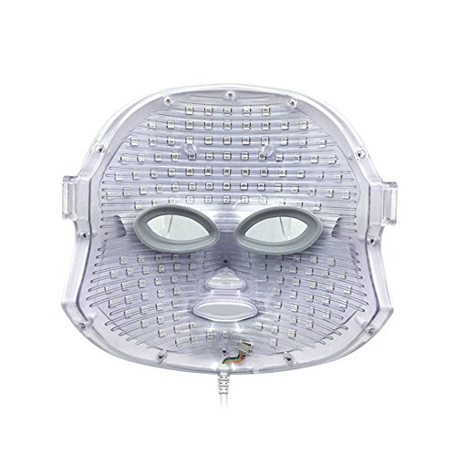 Newkey Advanced 7 Color LED Light Photon Therapy System Facial Skin Care & Beauty Mask by NEWKEY (Image #5)