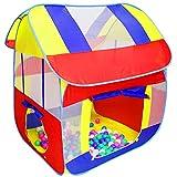 Aubeco Kids Pop-up Play Tent Children Big Portable Play House Tent, 47.2''X 47.2''X 51.2''