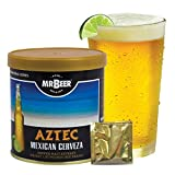 Mr. Beer Aztec Mexican Cerveza 2 Gallon Homebrewing Craft Beer Refill Kit