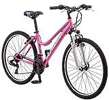 Schwinn Women's High Timber Mountain Bicycle, 16″/Small, Light Purple For Sale