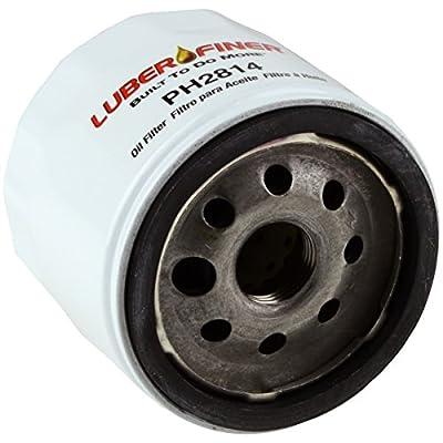 Luber-finer PH2814 Oil Filter: Automotive
