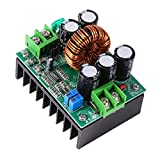 (US) Homyl 1200W 20A CC CV Boost Converter DC 8V-60V to 12V-80V Step Up Power Supply