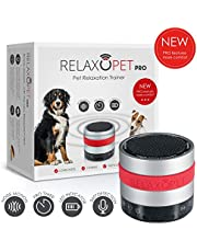 RelaxoPet PRO Relaxation device for Dogs | Calming through sound waves | Ideal during thunderstorms, being alone or travelling | Audible and inaudible