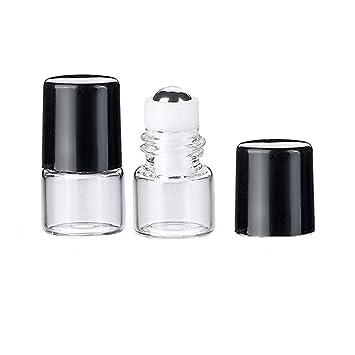Amazon.com: Botellas de aceites esenciales – 50 unidades de ...