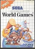 World games - Master System - PAL