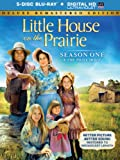 Little House on the Prairie: Season 1 [Deluxe Remastered Edition - Blu-ray + Digital HD]