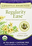 Regularity Ease can help manage occasional constipation with gentle overnight relief. Senna leaf and pods are traditionally used as stimulant laxatives for occasional irregularity. Uplifting peppermint and calming chamomile help to soothe the...