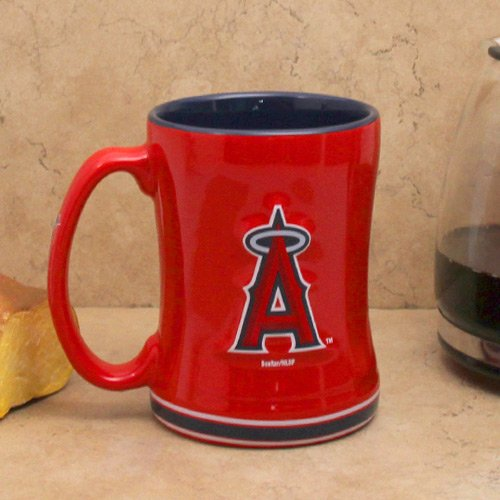Los Angeles Angels of Anaheim Sculpted Coffee - Anaheim Mall