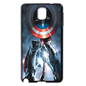 JenneySt Phone CaseSuper Hero Caption American For Samsung Galaxy NOTE3 Case Cover -CASE-9