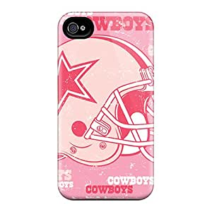 Cases Covers/iphone 4/4s Defender Cases(dallas Cowboys)