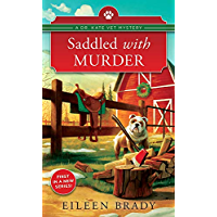 Saddled with Murder (Dr. Kate Vet Mysteries Book 1)