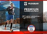MudGear Premium Compression Socks - Mens & Womens