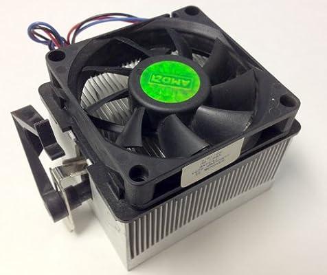 AMD Socket AM2/940/939/754 disipador de Calor de Aluminio y 2,25 ...