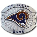 Siskiyou Gifts Co, Inc.. NFL St. Louis Rams Oversized Buckle