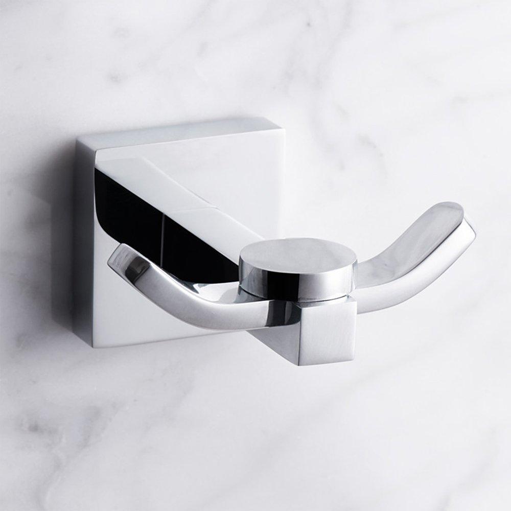 Comfort's Home TR6002 Towel Holder, Bathroom Wall Mounted Towel Ring, Towel Holder Ring in Chrome ¡ Comfort' s Home 5844807