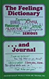 The Feelings Dictionary and Journal, Alexandra Delis-Abrams, 1879889285
