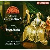 Johann Christian Cannabich: Sinfonien