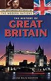 The History of Great Britain, Anne Baltz Rodrick, 0313319685