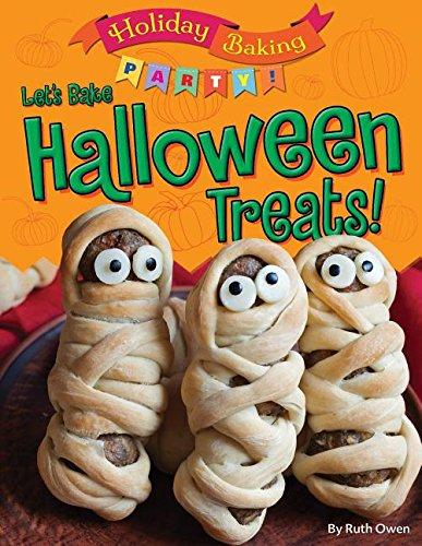 Let's Bake Halloween Treats! (Holiday Baking -