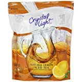 Crystal Light Ice Tea, Natural Lemon, 4.26 Oz