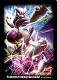 Pokemon Card Supplies Mega Mewtwo X & Mega Mewtwo Y Card Sleeves